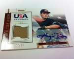 Panini America 2012 USA Baseball National Teams QC 66