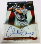 Panini America 2012 USA Baseball National Teams QC 67