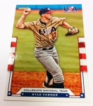 Panini America 2012 USA Baseball National Teams QC 7