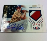 Panini America 2012 USA Baseball National Teams QC 73