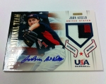 Panini America 2012 USA Baseball National Teams QC 74