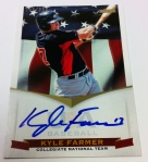 Panini America 2012 USA Baseball National Teams QC 78