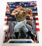 Panini America 2012 USA Baseball National Teams QC 8