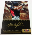 Panini America 2012 USA Baseball National Teams QC 80