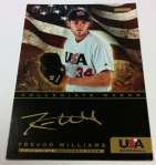 Panini America 2012 USA Baseball National Teams QC 81