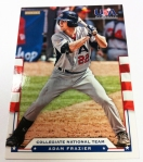 Panini America 2012 USA Baseball National Teams QC 9