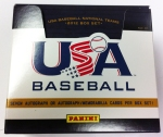 Panini America 2012 USA Baseball National Teams QC Main