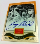 Panini America Golden Age First Autos 10