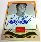 Panini America Golden Age First Autos 2