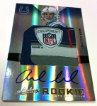 Panini America Luck Griffin Black Sunday 10