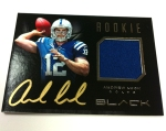 Panini America Luck Griffin Black Sunday 13