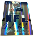 Panini America Luck Griffin Black Sunday 7