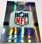 Panini America Luck Griffin Black Sunday 9