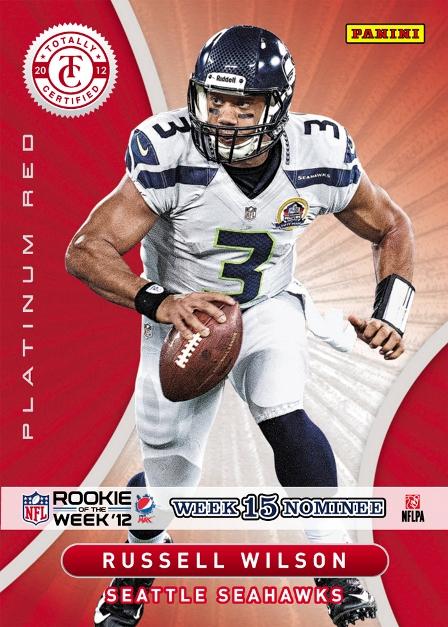 2012 Pepsi NFL Week 15 ROW 5