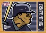 2013 Triple Play Cabrera