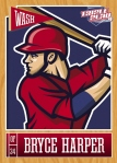 2013 Triple Play Harper