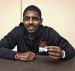 New Kyrie Signing 2