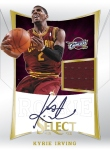 Panini America 2012-13 Select Basketball Irving