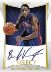 Panini America 2012-13 Select Basketball Knight