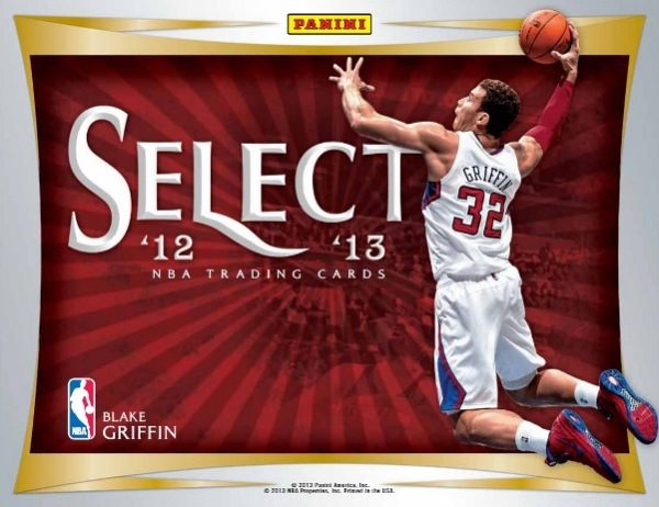 Panini America 2012-13 Select Basketball Main