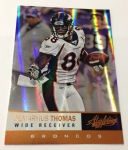 Panini America 2012 Absolute Football Pre-QC 12