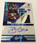 Panini America 2012 Absolute Football Pre-QC 3