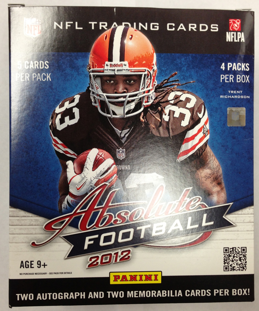 Panini America 2012 Absolute Football QC (98)