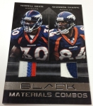 Panini America 2012 Black Football QC Part One (2)
