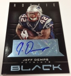 Panini America 2012 Black Football QC Part One (4)