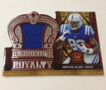 Panini America 2012 Crown Royale Football QC (100)