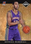 Panini America 2012 Draft Class Redemption Limited 13