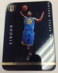 Panini America 2012 Gold Standard DC Redemptions 7