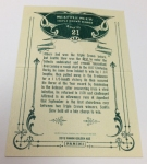 Panini America 2012 Golden Age Baseball Pop-Ups (29)