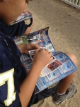Panini America 2012 Pop Warner Super Bowl (50)
