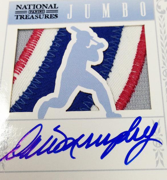 Panini America National Treasures Baseball Preview Main