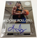 Panini America New Kyrie Signing 11