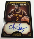 Panini America New Kyrie Signing 12