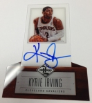 Panini America New Kyrie Signing 13