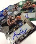 Panini America New Kyrie Signing 5