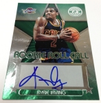 Panini America New Kyrie Signing 8