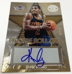 Panini America New Kyrie Signing 9