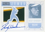 2012 National Treasures Baseball Henderson