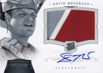 2012 National Treasures Baseball Mesoraco