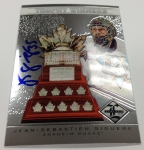 Panini America 2012-13 Limited Hockey Autos (19)