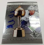 Panini America 2012-13 Limited Hockey Autos (20)