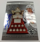 Panini America 2012-13 Limited Hockey Autos (24)