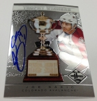 Panini America 2012-13 Limited Hockey Autos (46)