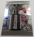 Panini America 2012-13 Limited Hockey Autos (55)