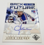 Panini America 2012-13 Limited Hockey Autos (59)