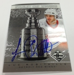 Panini America 2012-13 Limited Hockey Autos (6)